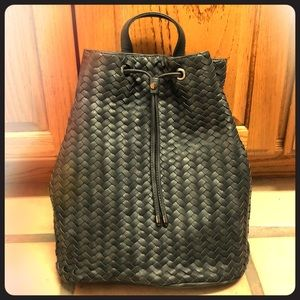 NWT Neiman Marcus Backpack/Purse